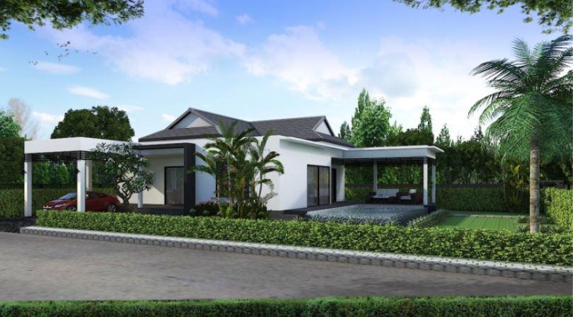 01 Sih2 Villa (street View)