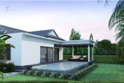02 SIH2 Villa (Garden view)