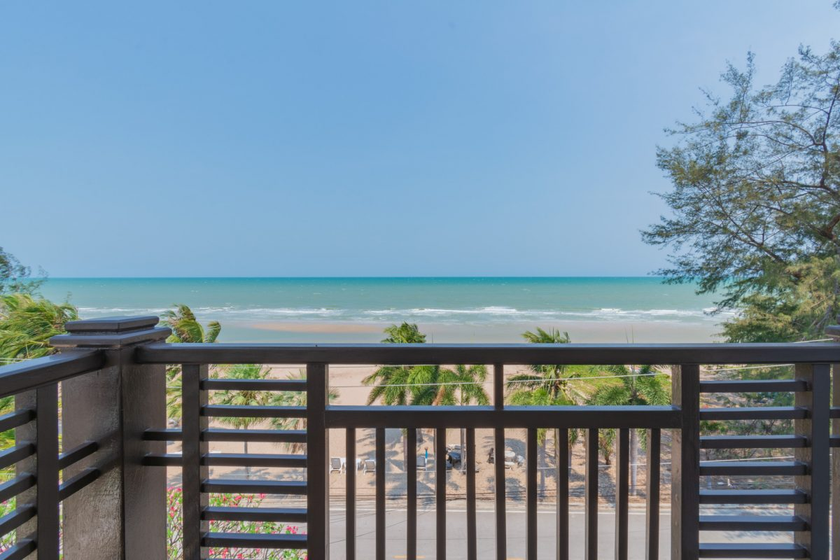 Beachfront Condo with Stunning Seaview at Beach Palace