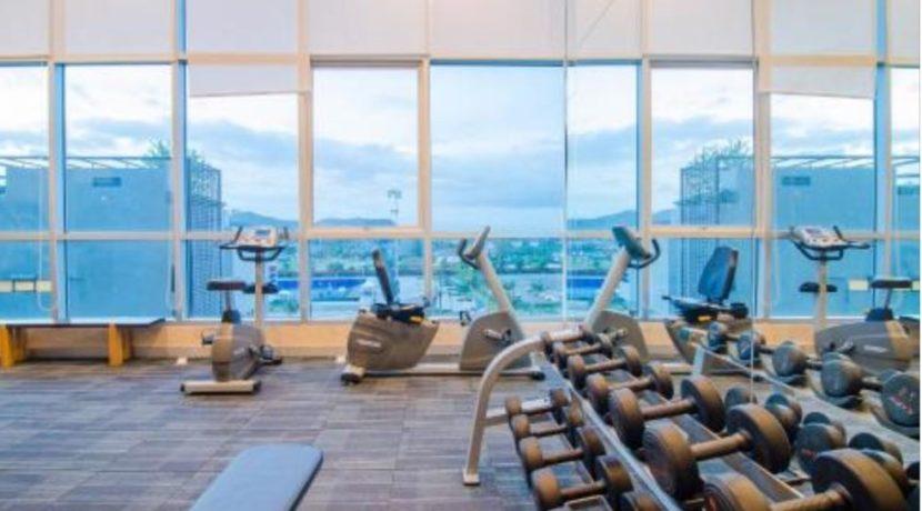 86 BKF Fitness room