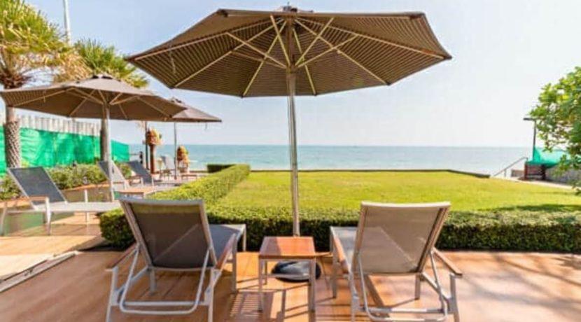 91 Beachfront area