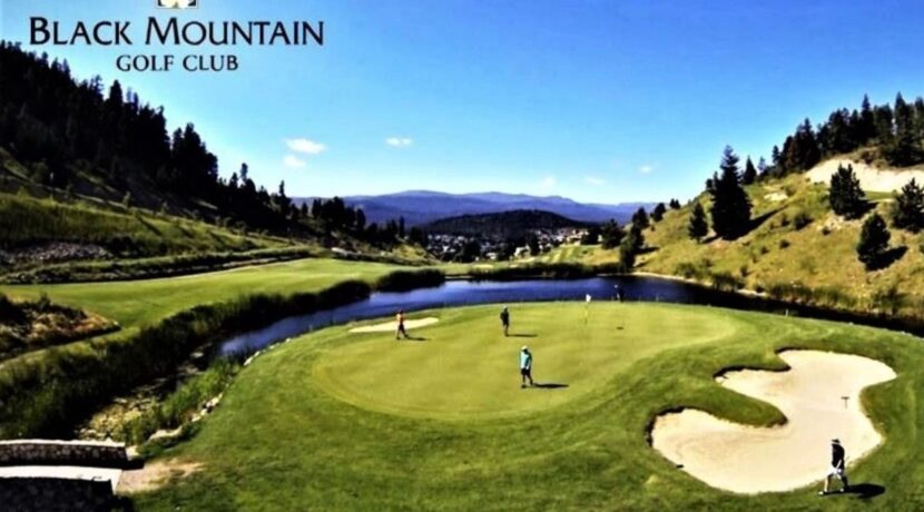 93 Black Mountain Golf Course