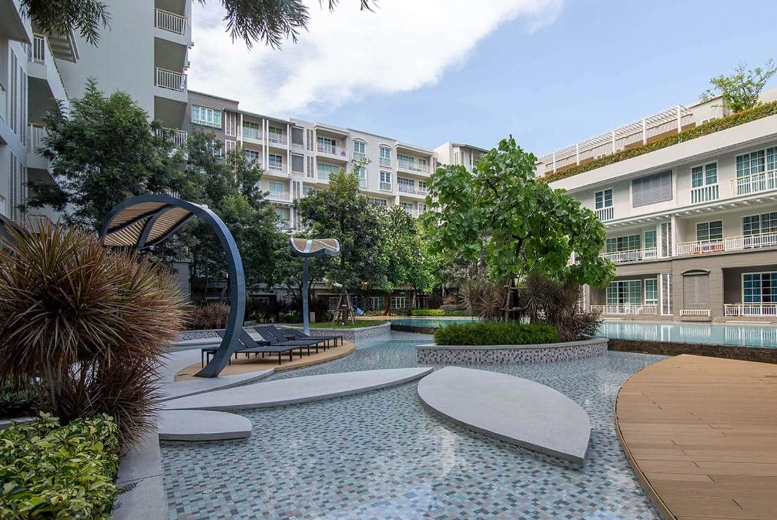 Beach Condo in Hua Hin/Khao Takiab at Autumn Condominium