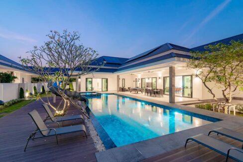 01 Exceptional pool villa, Exterior