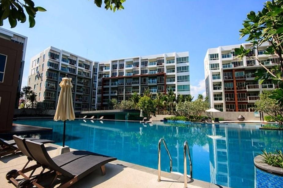 Luxury Beach Condo in Hua Hin/Khao Takiab at The Seacraze