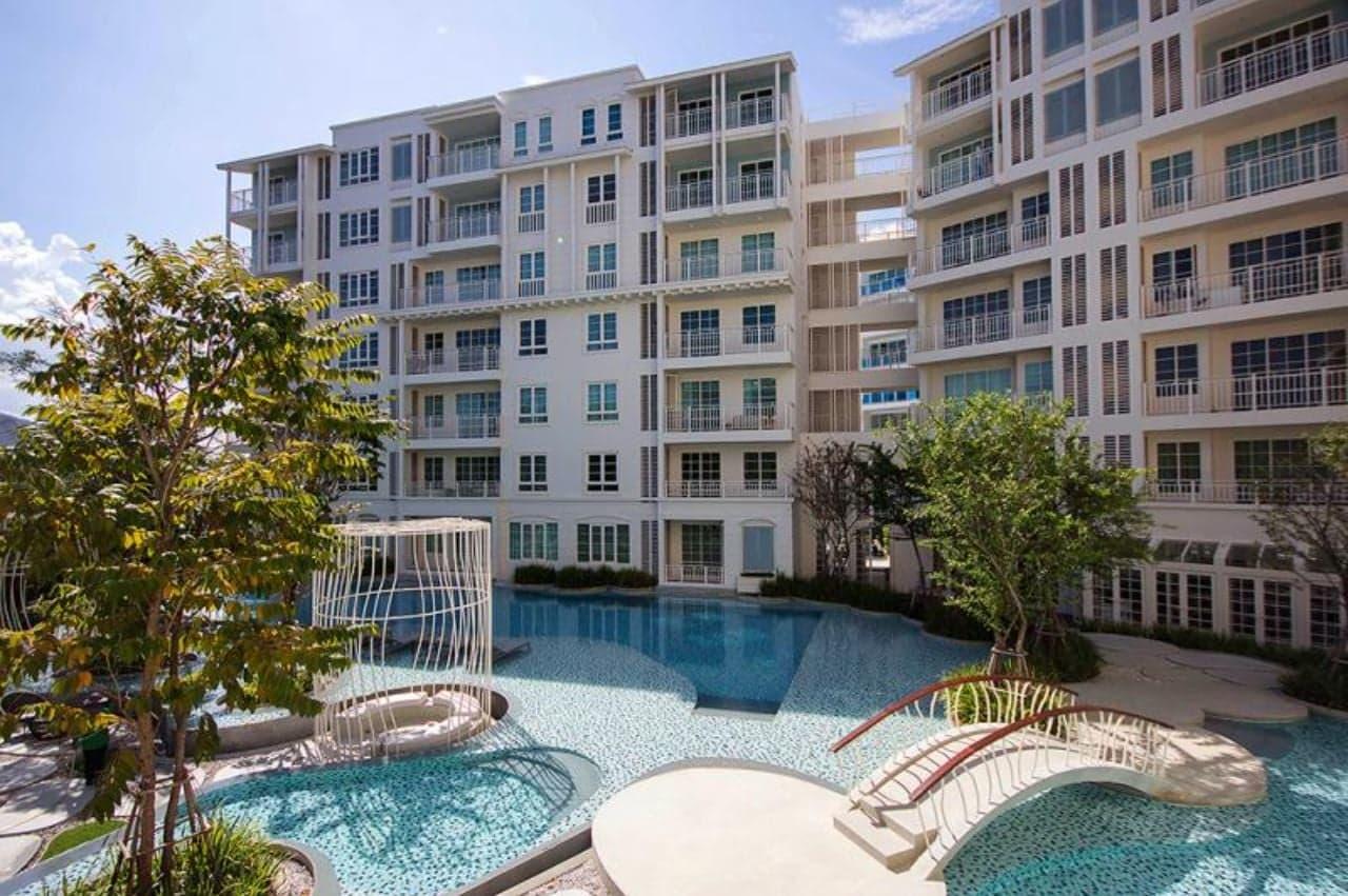 Beach Condo in Hua Hin/Khao Takiab at Summer Condominium