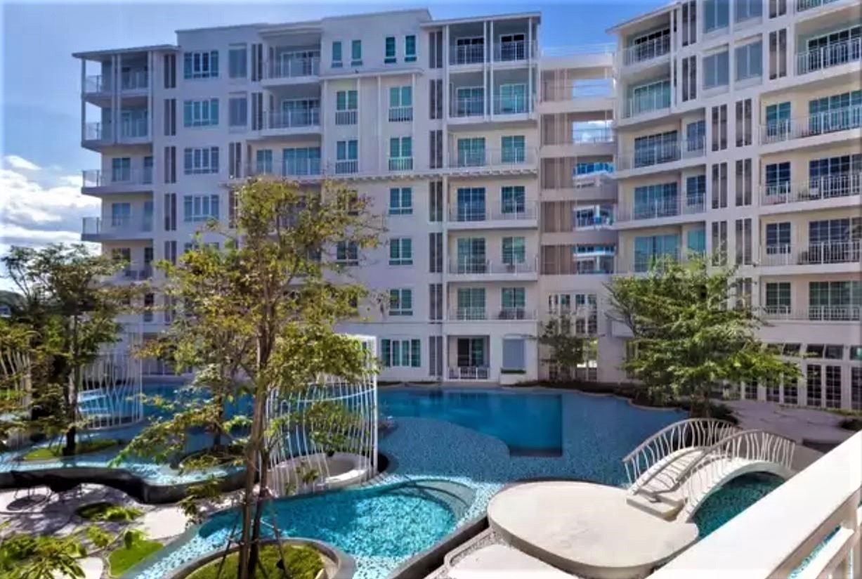 Beach Condo in Hua Hin/Khao Takiab at Summer Condominium