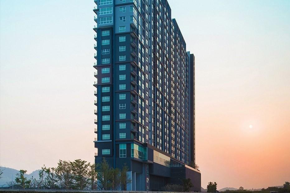 Penthouse Sea View Condo in Hua Hin at Baan Kiang Fah