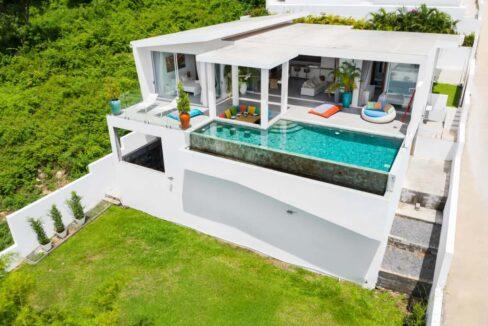 02 Samui Sea View Villa