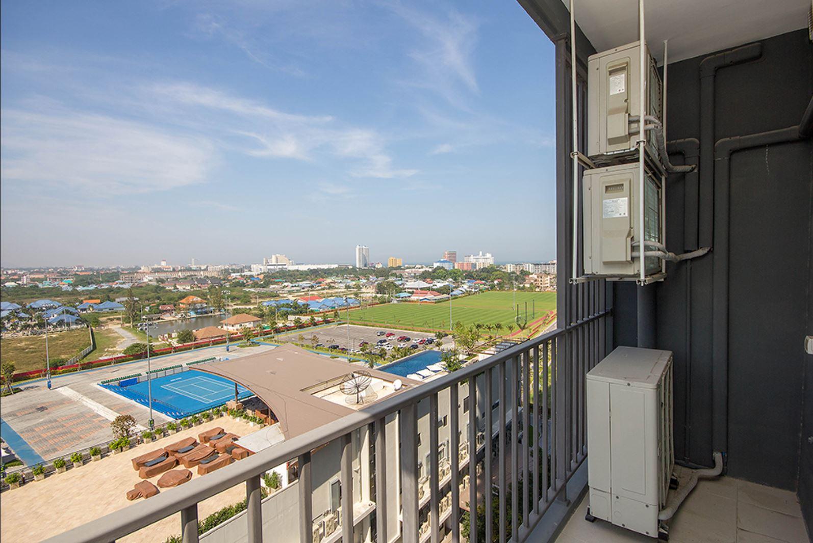 Panorama Corner Condo in Hua Hin at Baan Kiang Fah