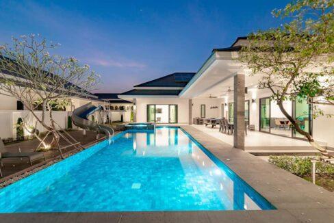 02A Exceptional pool villa, Exterior