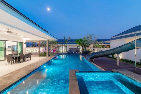 02B Exceptional pool villa, Exterior