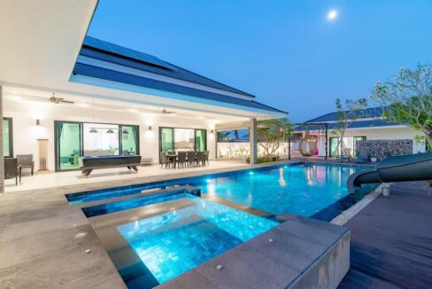 02C Exceptional pool villa, Exterior