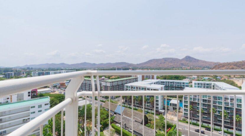 12C Condo entrance view