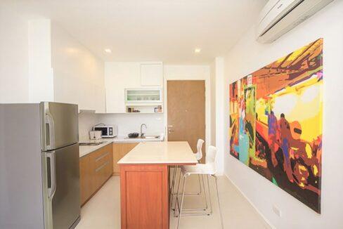 14 Living-dining room