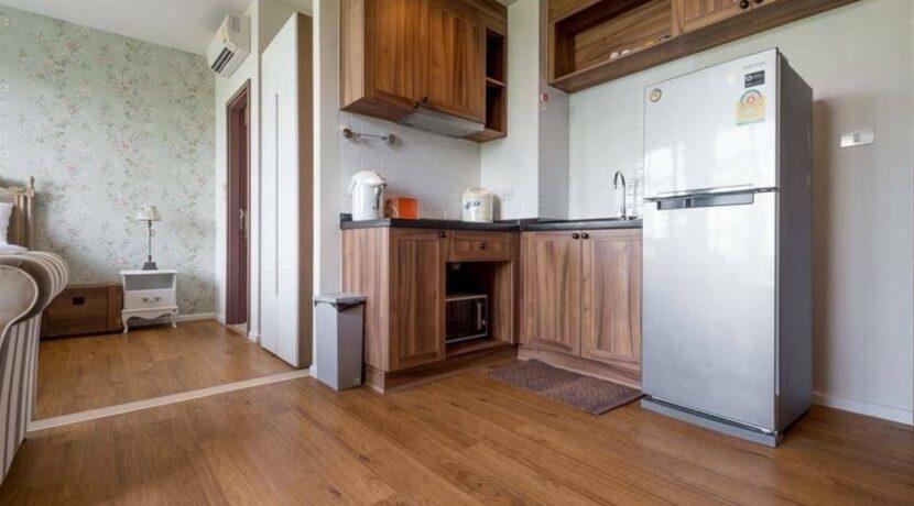 25 Modern open kitchen