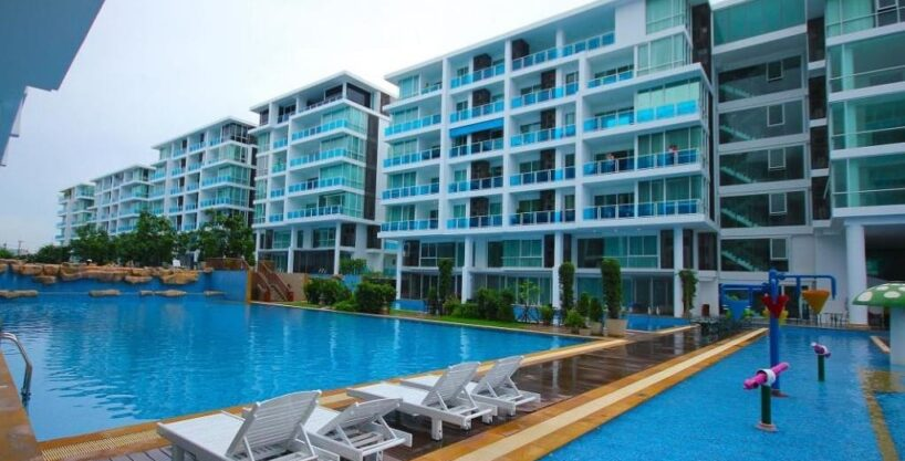 Beach Condo at Hua Hin/Khao Takiab at My Resort