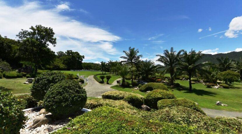 82A Palm Hills championship golf course