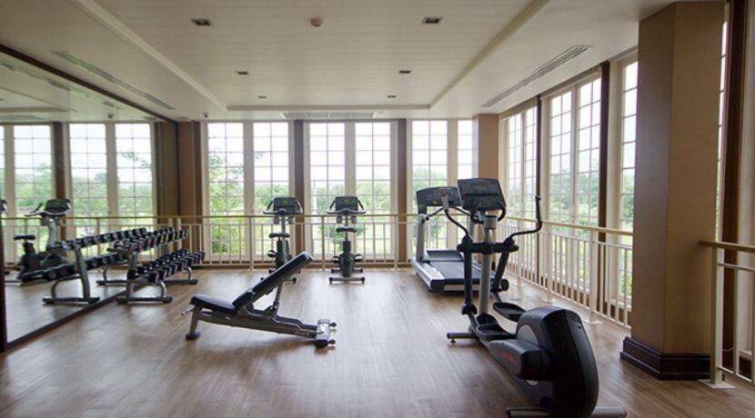 83 Fitness room