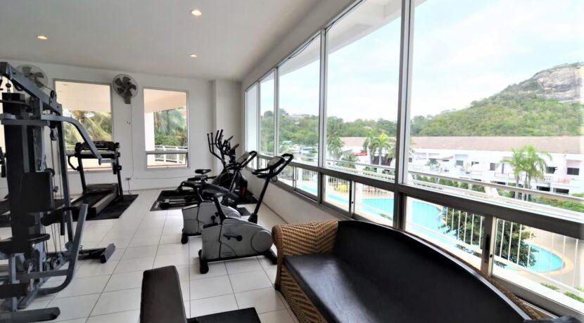 83 Jamchuree fitness room