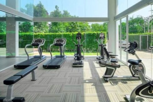 85 Fitness center center