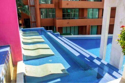 86 A fourth pool