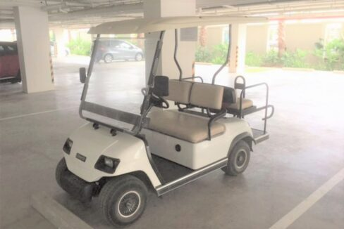 86 Golf cart for local driving