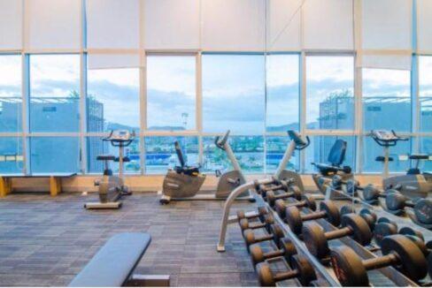 87 BKF Fitness room