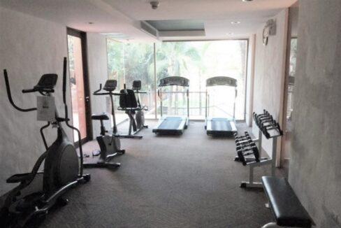 87 Fitness center