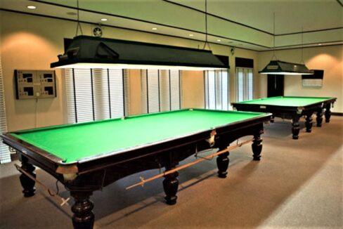 89 Palm Hills Sports Club snooker