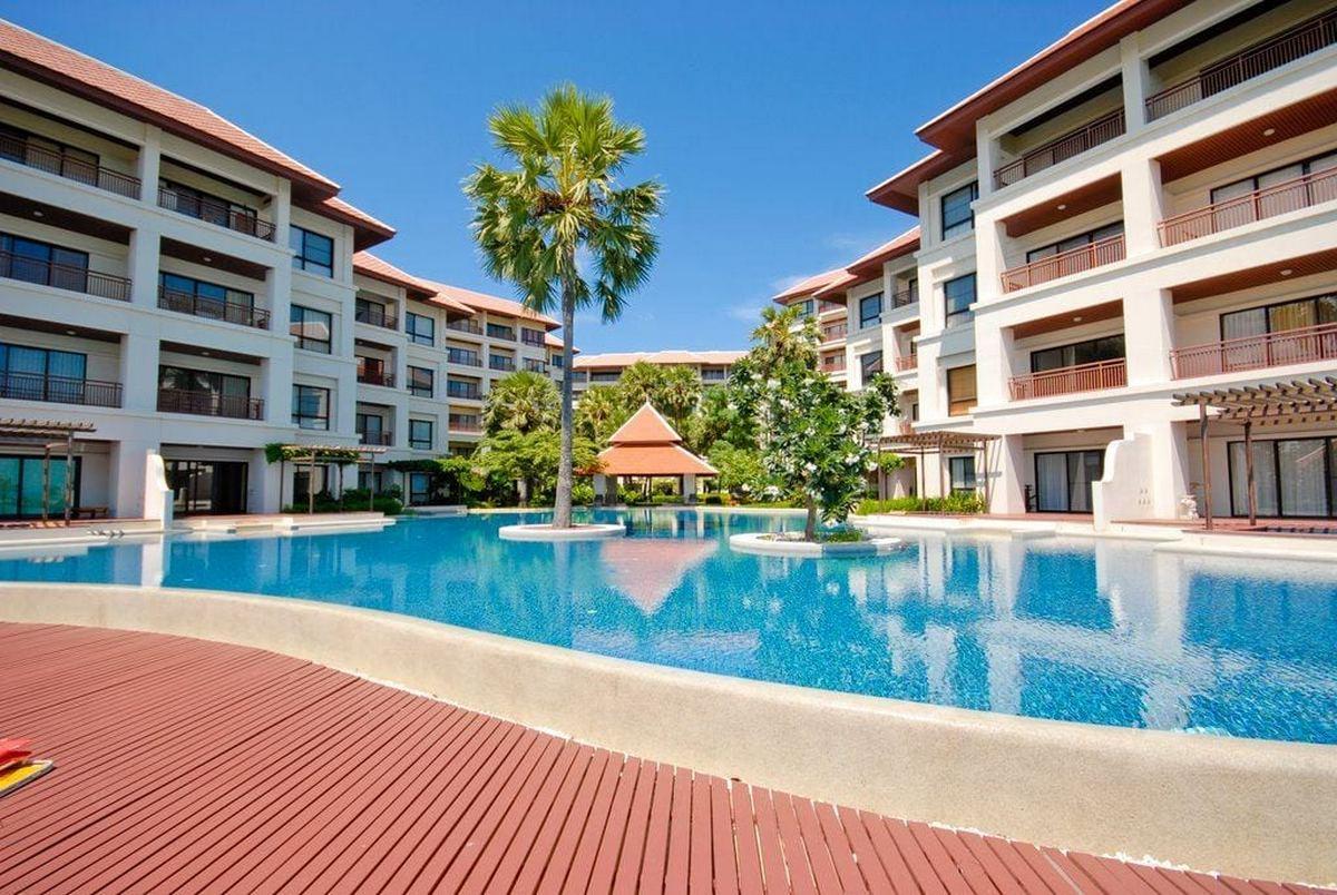 Luxury 3-Bedroom Beachfront Condo in Hua Hin at Santipura