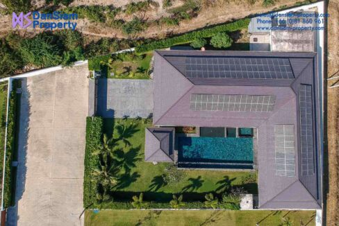 01D Luxury pool villa