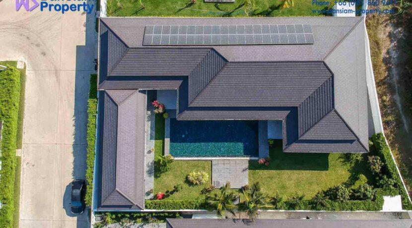 01DA Luxury pool villa