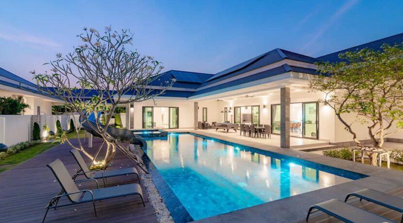 02a Exceptional Pool Villa Exterior