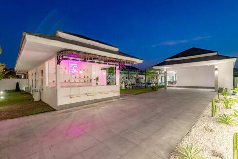 03A Exceptional pool villa exterior