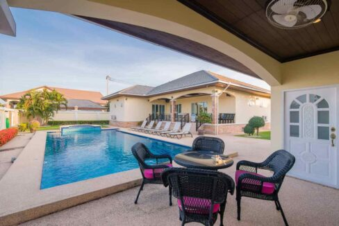 04C Ban Tawan villa exterior