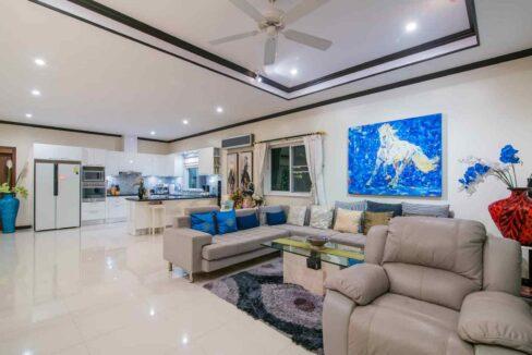 10 Ban Tawan villa interior