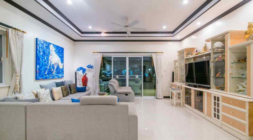 12 Ban Tawan villa interior