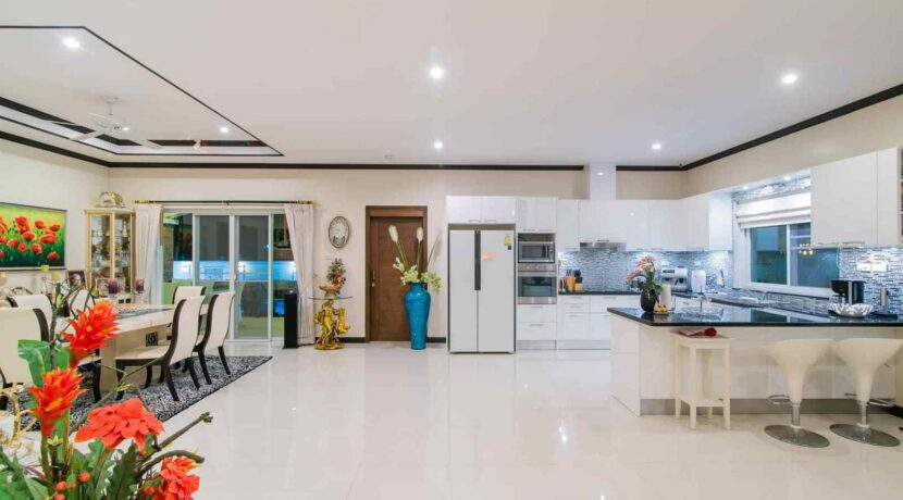 13 Ban Tawan villa interior