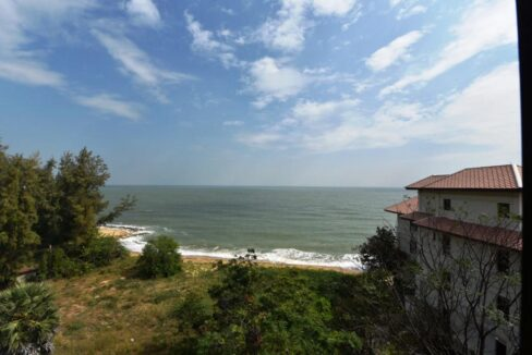 16 Ocean view from balcony