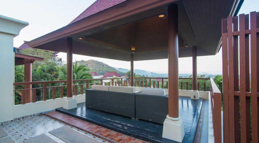 46 Sala with panoramic views