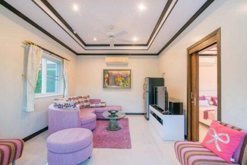 60 Ban Tawan villa interior