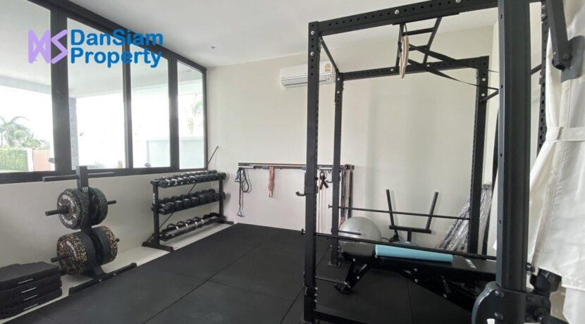 70 Gym (Bedroom #5)