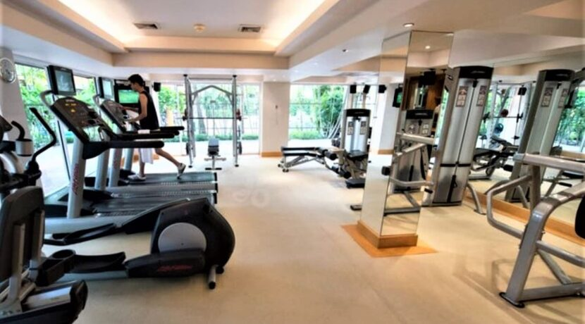 81 Well-equipped fitness center (at Sheraton)
