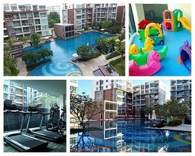 Topfloor Beach Condo in Hua Hin/Khao Takiab at The Seacraze