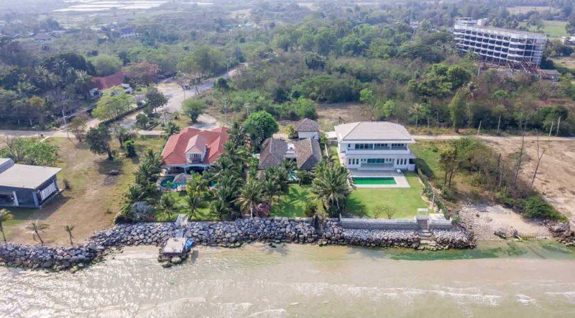 92 Cauarina Villa birdseye view