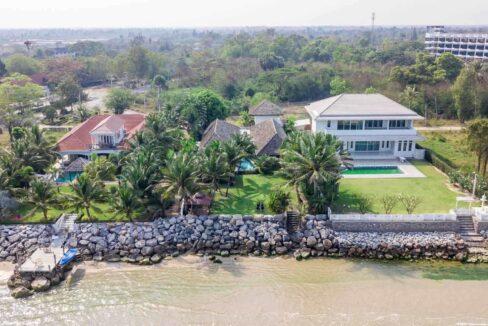 94 Cauarina Villa birdseye view