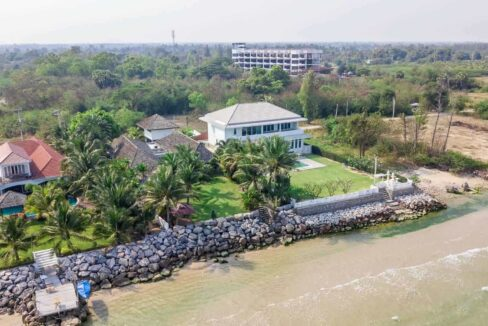 95 Cauarina Villa birdseye view