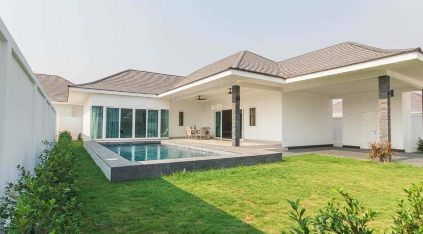 01 Luxury Pool Villa