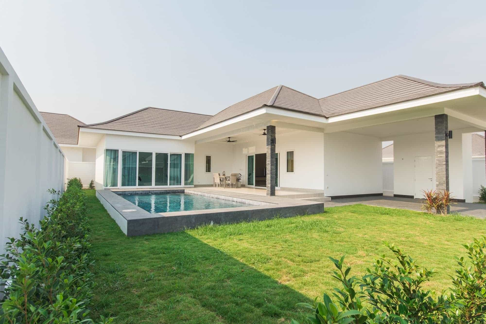 Luxury Pool Villa in Hua Hin at New Development